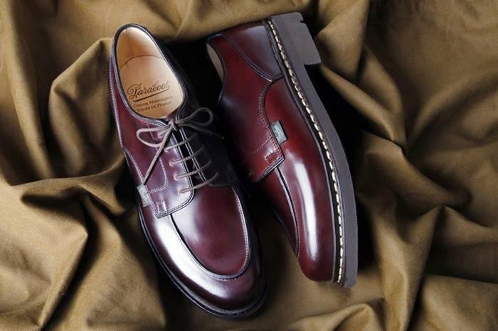 一双就上瘾,法国百年手工皮鞋品牌Paraboot