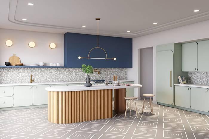 4种不同设计风格的开放式厨房,让烹饪变成一件愉快的事