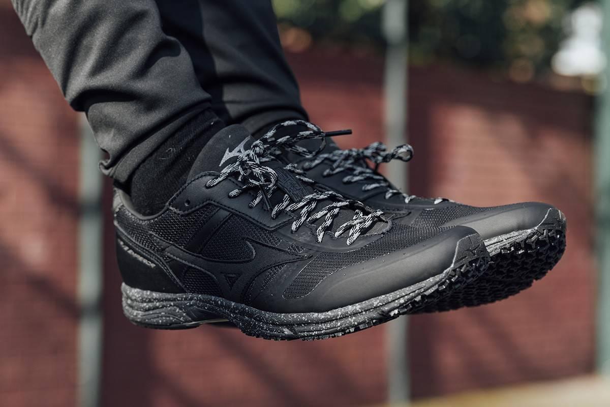 更富生活气息,Mizuno发表全新Wave Emperor Tech跑鞋