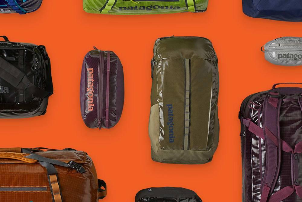 1000万个再生塑料瓶,变身Patagonia全新Black Hole® Bags系列