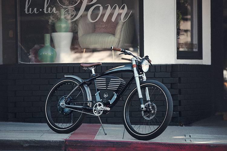 秉承昔日优雅的复古赛车美学,Vintage Electric推出全新Roadster电动自行车