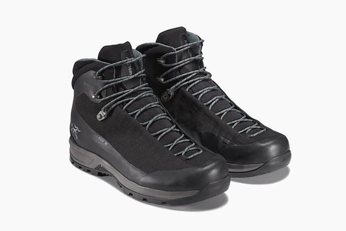 加持雄厚技术实力,Arc'teryx发布高品质登山靴Acrux TR GTX