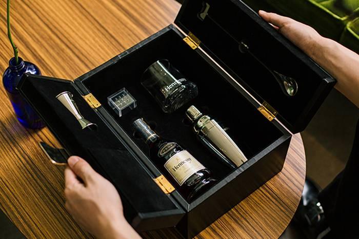开箱体验轩尼诗随行小酒柜, 原来派对真的可以24小时永不打烊