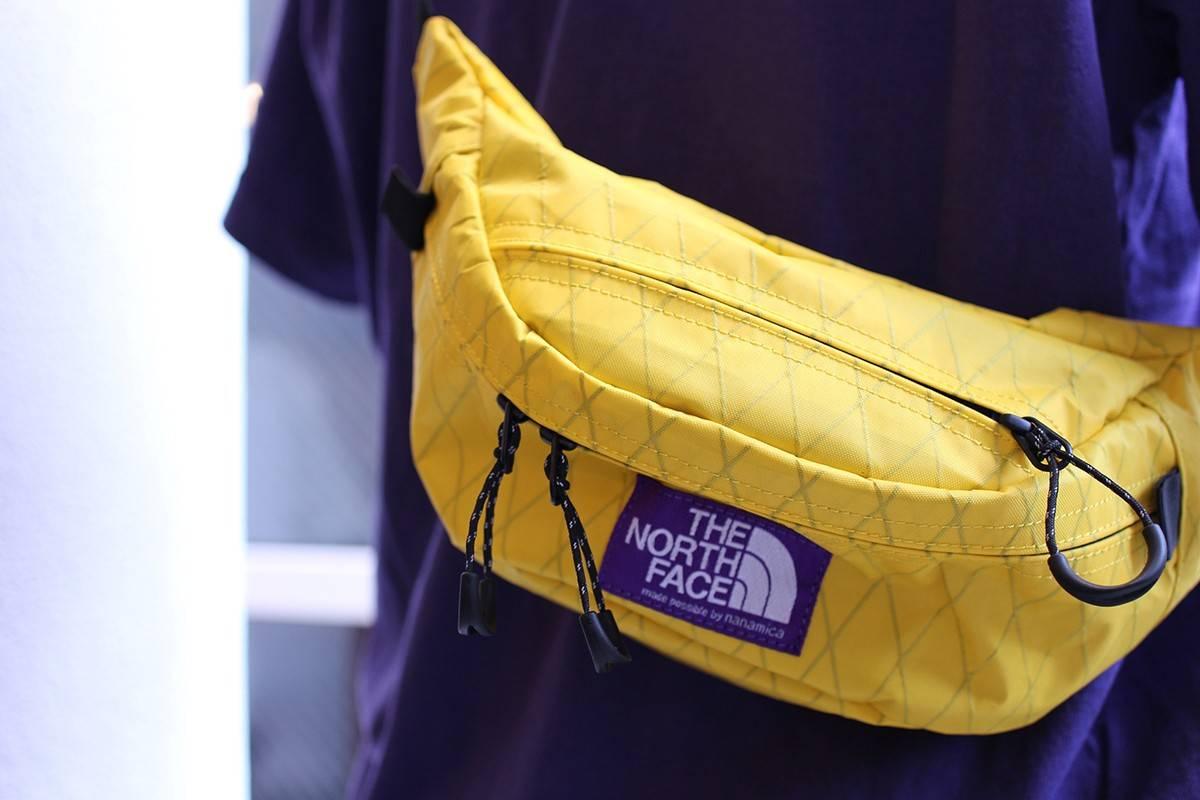 不出错的必备单品,The North Face Purple Label全新X-Pac包袋系列