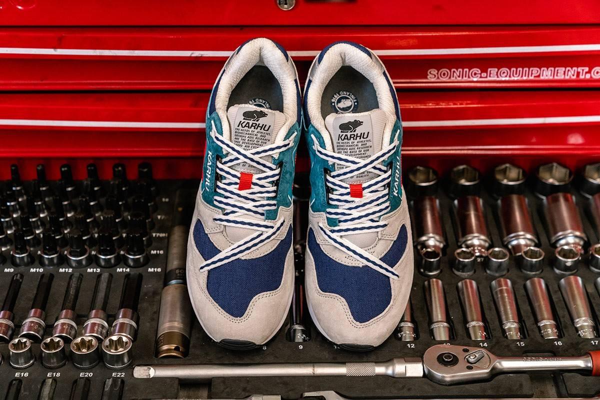 对复古球鞋的热门人气型号不感冒?不妨试试Karhu的新系列