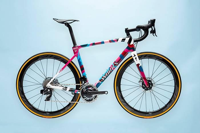 波普艺术×自行车,这个荷兰最时髦的艺术家来自行车圈跨界了