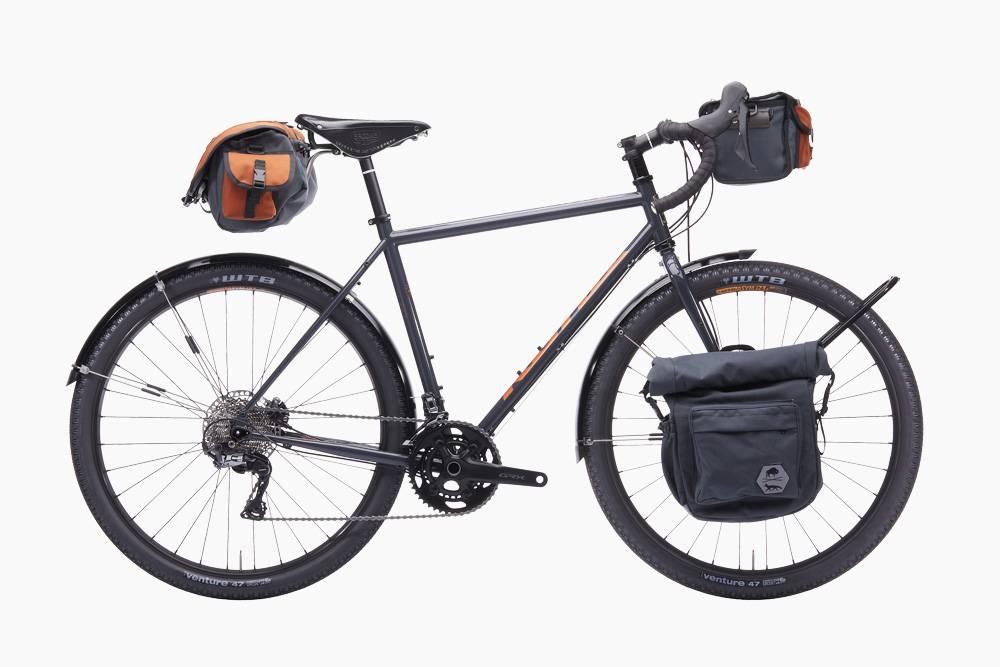 Rove Touring Bike:搭载超高负荷机能,road trip必备