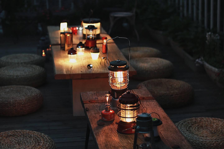 TERRI:「发光聚会」活动回顾 打开你的露营光源认知宇宙