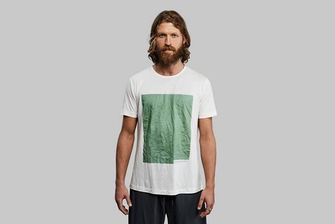 那些打着环保旗号的衣服,在这件T恤面前都相形见绌
