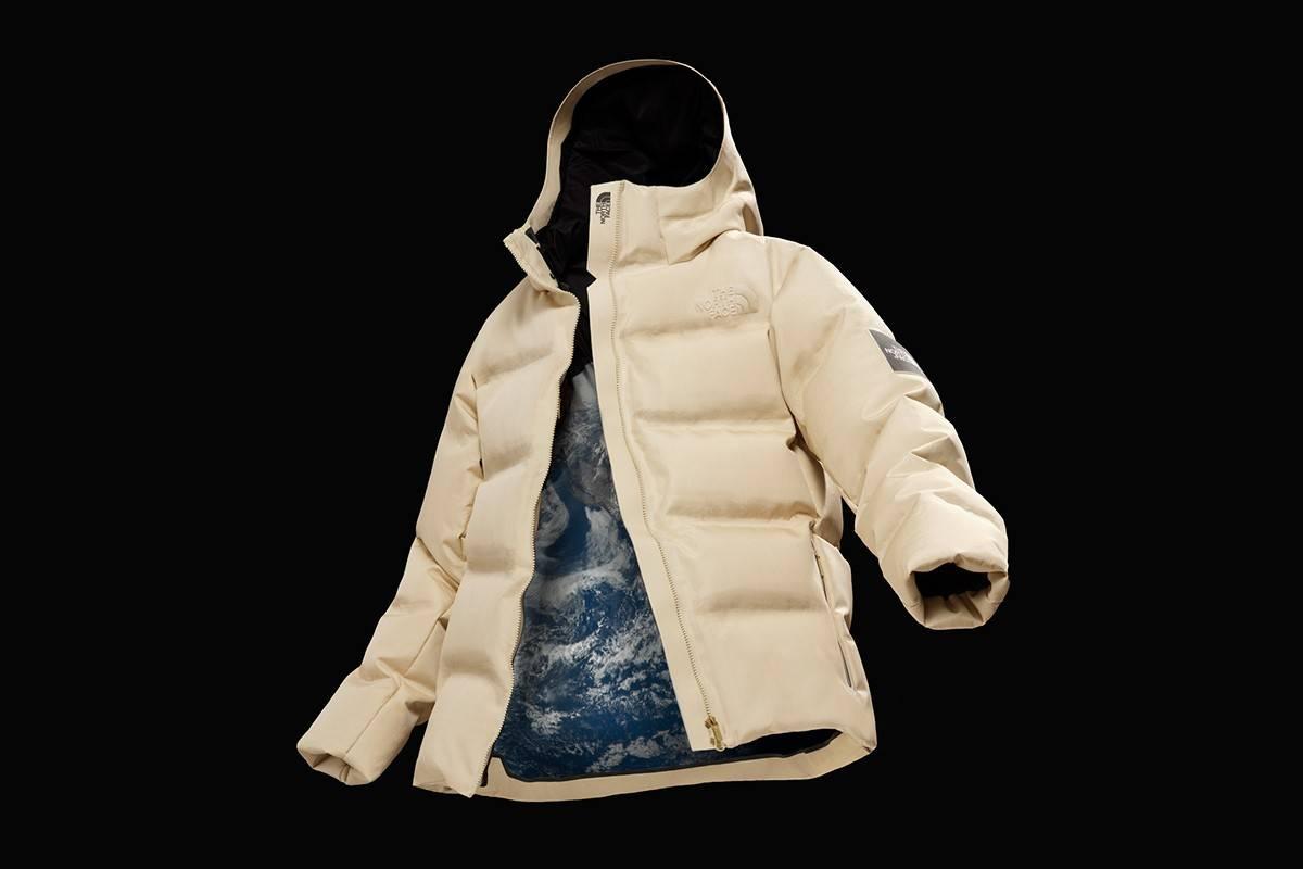 THE NORTH FACE MOON PARKA:世界首款由发酵蛋白制成的羽绒服