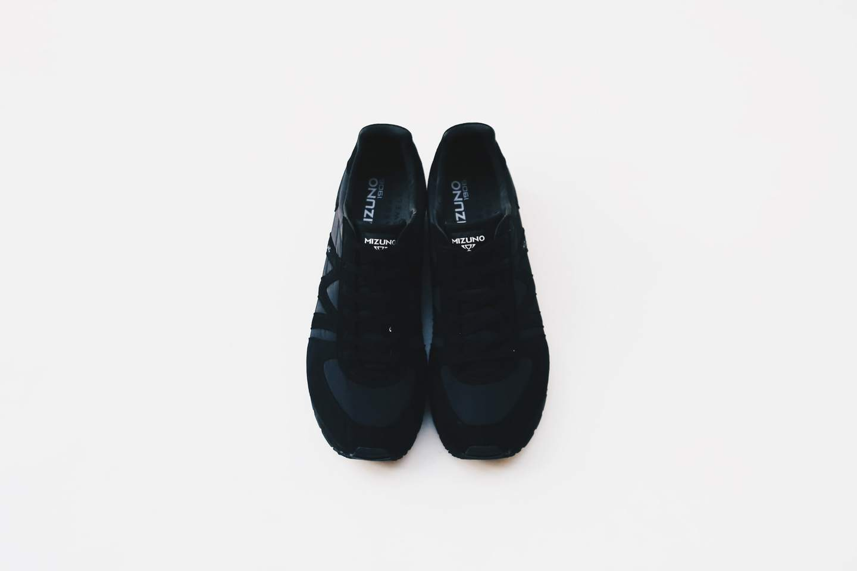 MIZUNO M-LINE FOR MARGARET HOWELL:打破专业跑鞋固有概念