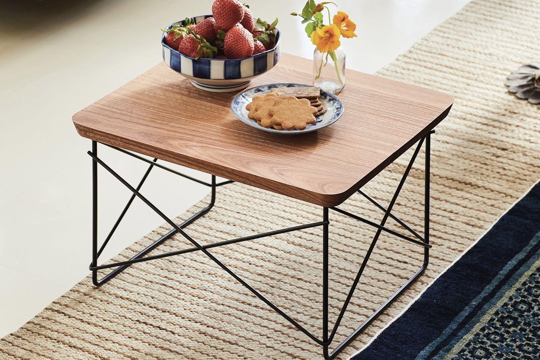 原材料来自Eames House,Herman Miller x VITRA推出限量版木桌