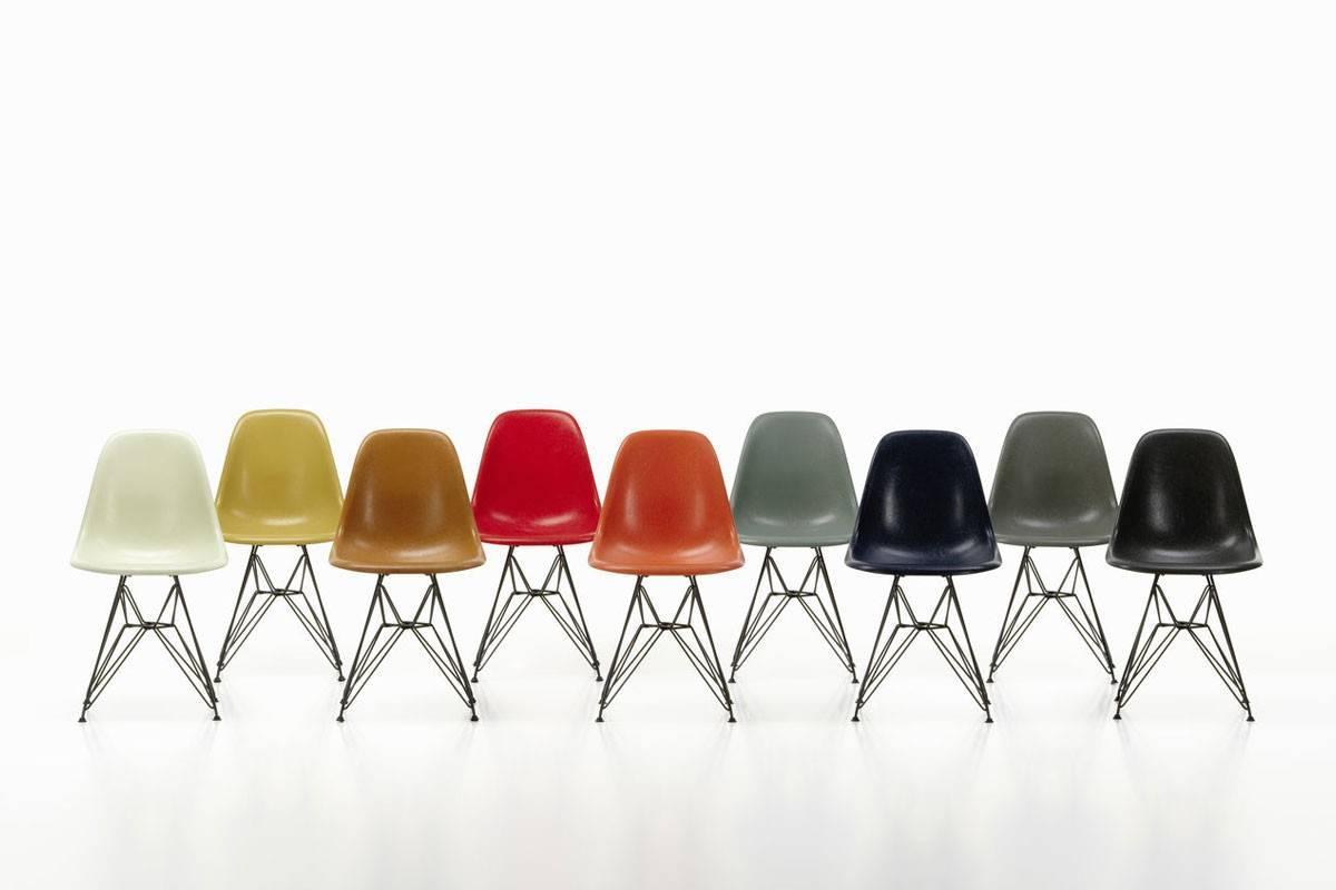 再生经典,Vitra以原始材料重塑初版Eames Chair