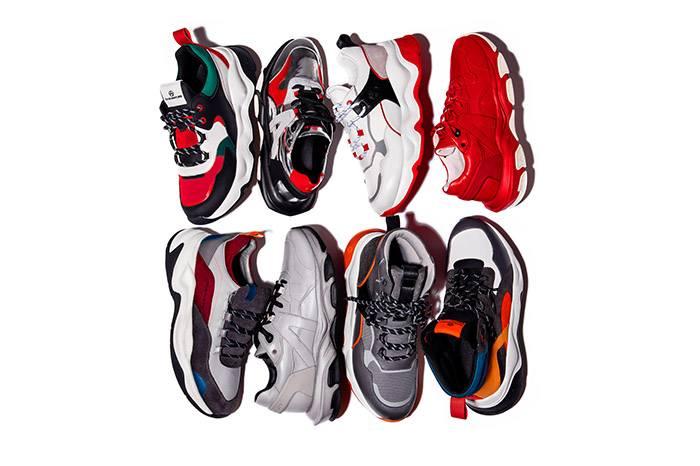 老爹鞋鼻祖品牌ACUPUNCTURE发布秋冬系列,诠释英伦复古风