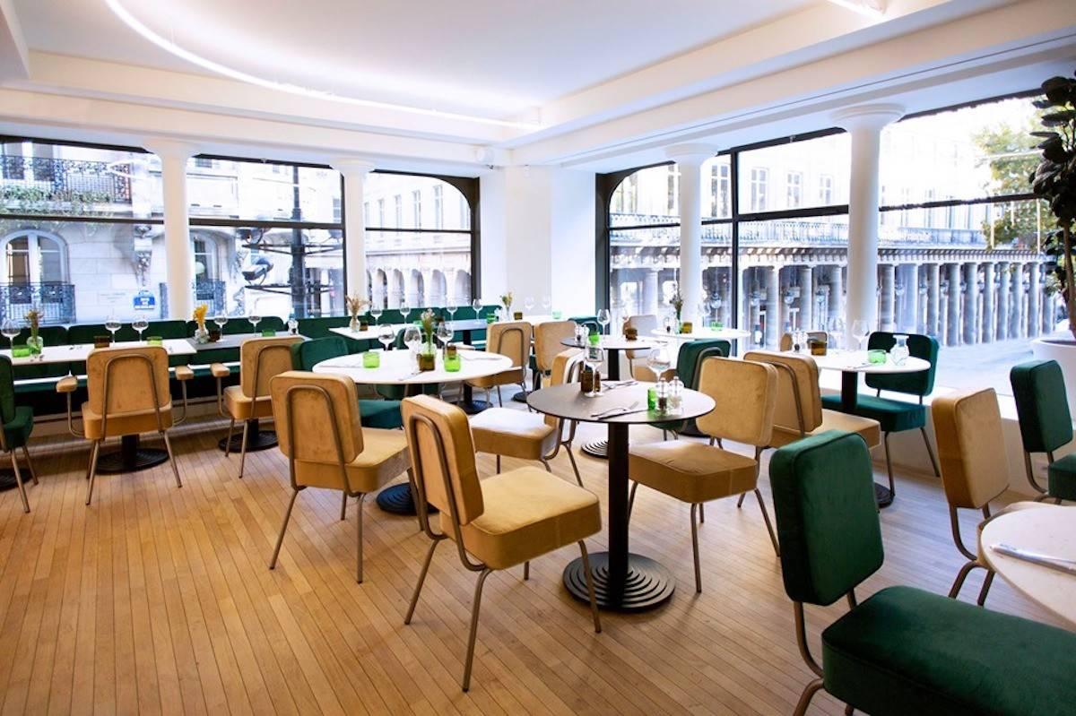 """Maison Kitsuné的巴黎新餐厅,是品牌首间""""Cafe-Bar-Restaurant"""""""