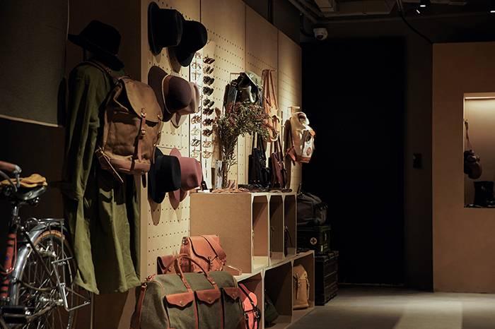H&K 751 新店开业,藏匿繁华响市之中的复古空间