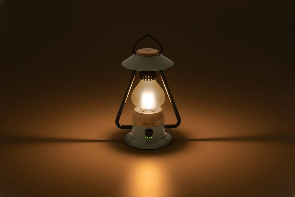 满载现代日式风情,LOGOS推出多用途营地照明灯