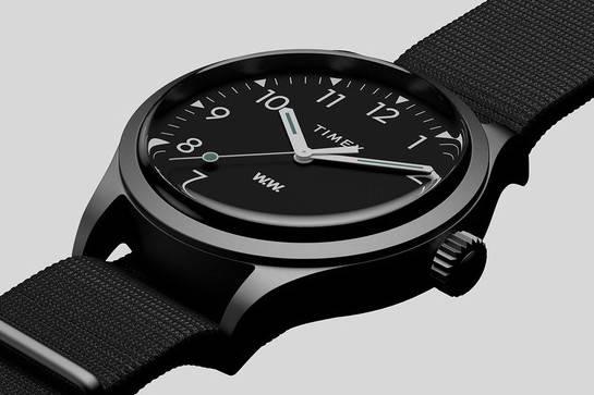"""时间之外的""""迷失"""",Timex x Wood Wood限定款Waterbury腕表"""