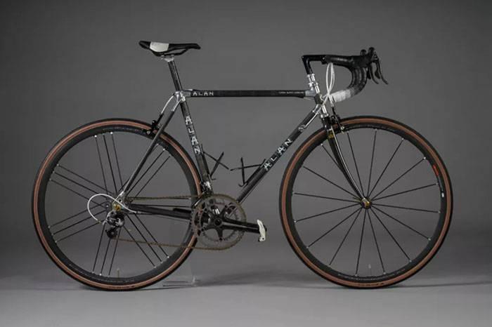 ALAN藏主分享 | 一辆具有跨时代意义的碳纤维自行车