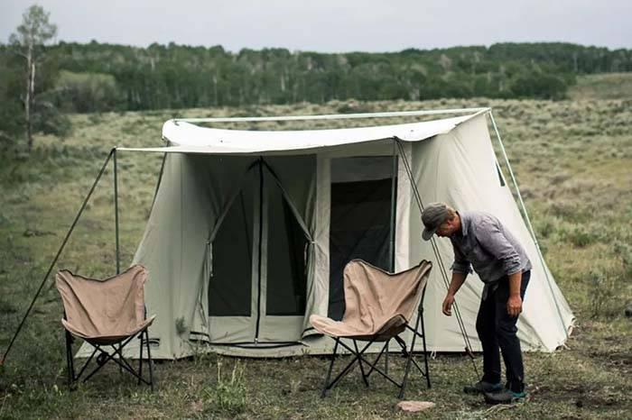 那些豪华露营重度玩家都在使用什么帐篷?