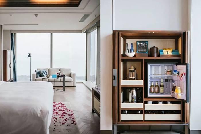 刷爆小红书的深圳最贵酒店,睡一晚要多少钱?