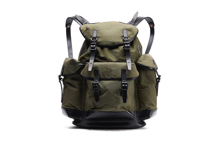 美军ARMY帐篷布改造的经典军包,H&K 今年的压轴单品即将发售
