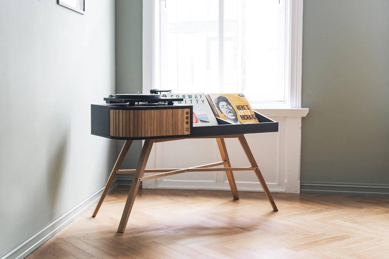 用Vinyl Table展示你的黑胶收藏,彰显独到品味
