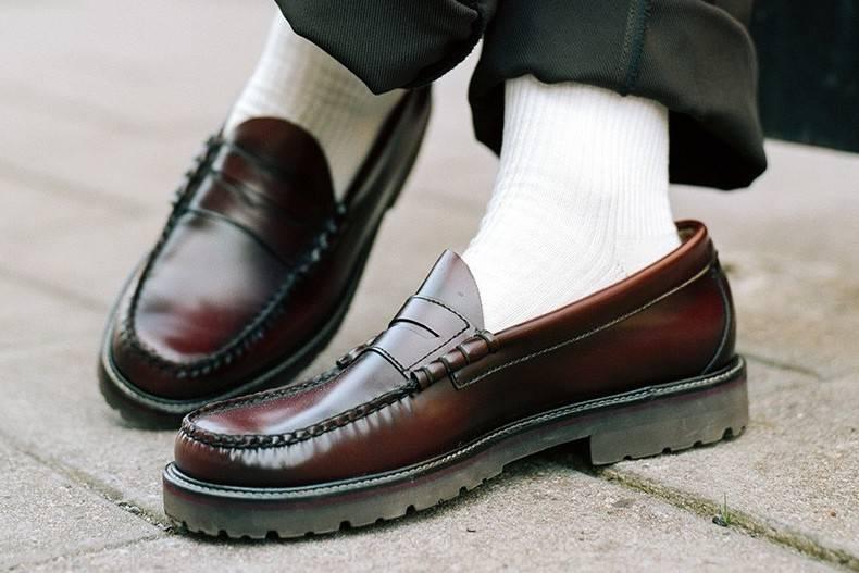 轻松搭配日常造型,G.H.BASS推出两双超级好穿的Penny Loafers