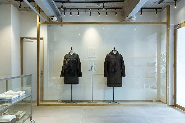 nanamica 开设东京旗舰店铺,简单设计传递独特美学