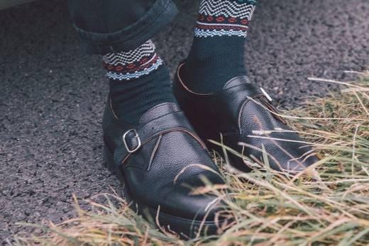 全粒面皮革带来的极致舒适,YMC x Solovair发布合作款皮鞋系列