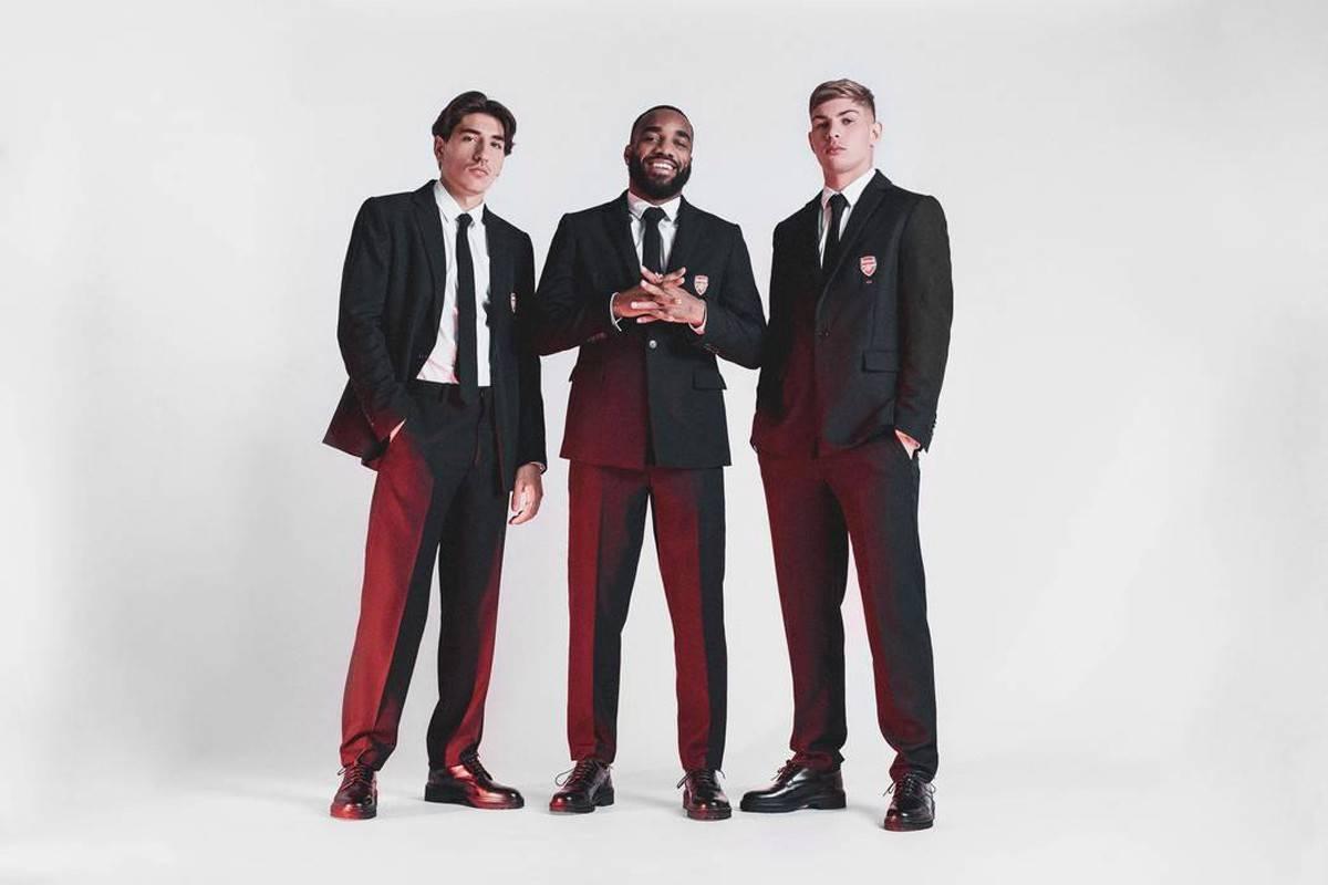 首次进入职业体育界,424成为Arsenal FC正式服装合作伙伴