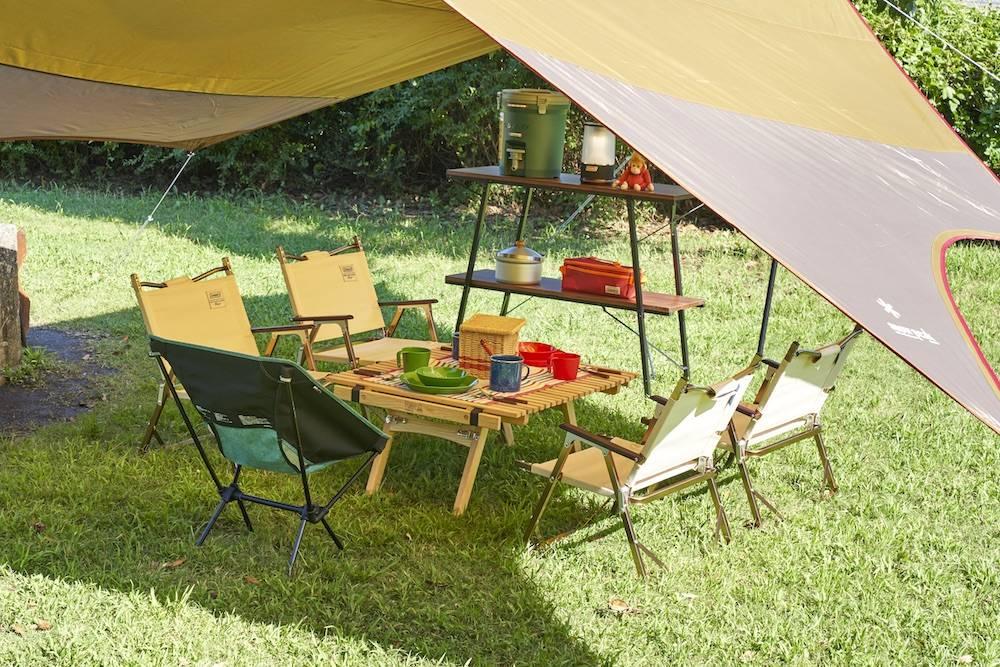 高质感野营氛围,Alpen Outdoors户外家居型录