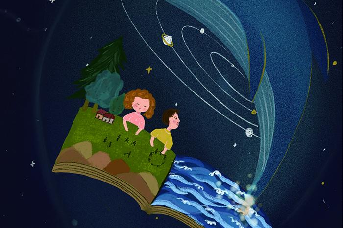 童书捐赠计划 | 青海湖畔的孩子们渴望知识的力量