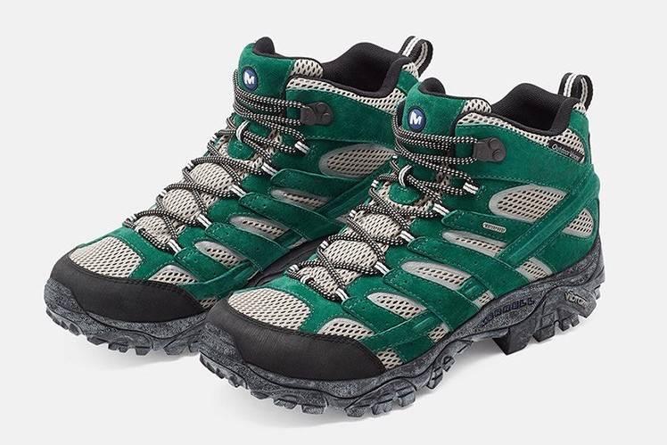 不入后悔的专业登山鞋,Outdoor Voices x Merrell联名款Moab 2 Mid
