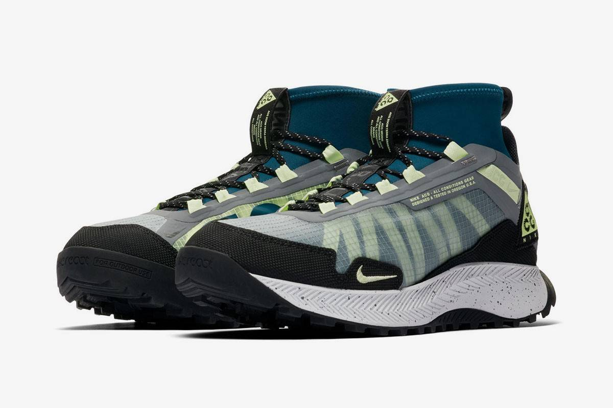 加持Zoom Air与React技术,Nike ACG全新Zoom Terra Zaherra