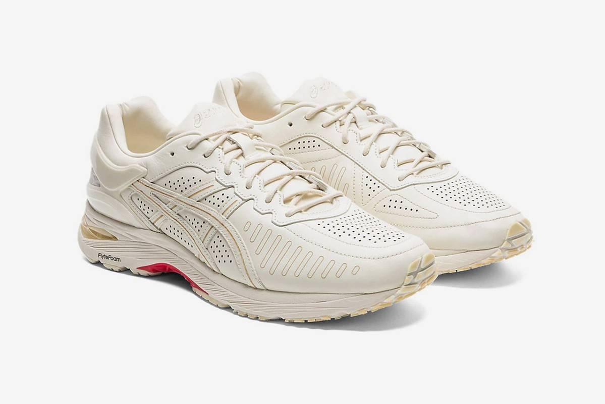 """采用日产高级皮革精制,ASICS推出""""Japan""""主题系列跑鞋"""