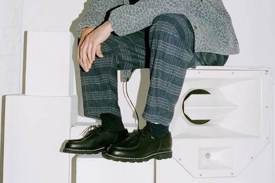 重塑经典Michael Shoe,YMC x Paraboot推出合作款鞋履