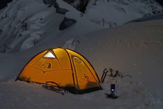 创新科技FUTURELIGHT™站C位,THE NORTH FACE的这顶新帐篷太硬核