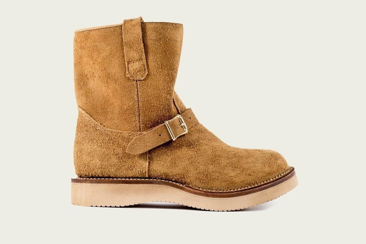 囊括六双人气靴型,Viberg为日本市场推出限定胶囊