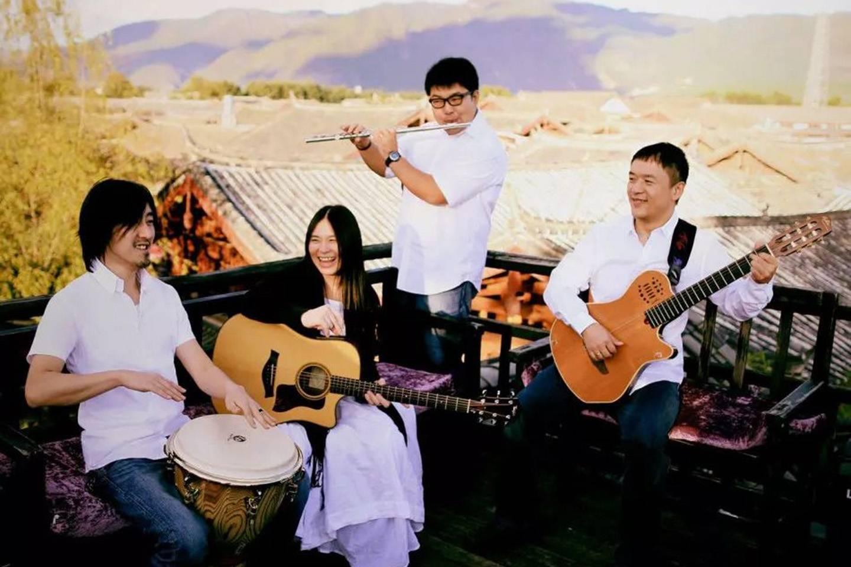山谷里的音乐派对 TERRI天空下的周末第二批剧透