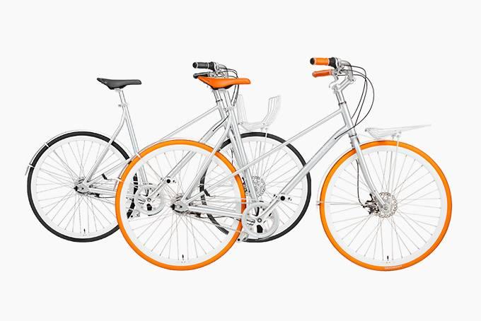 风格简约、美观实用,一款采用回收Nespresso Pods制成的可持续单车