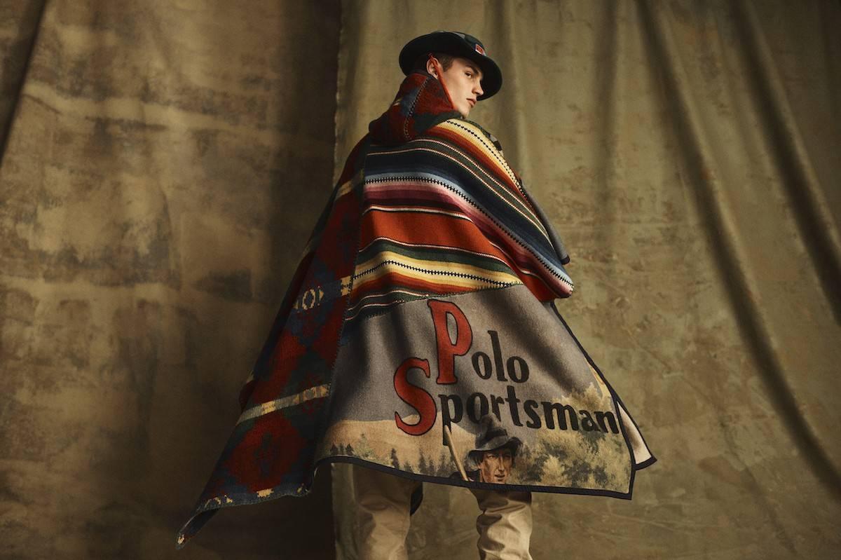 老派美式韵味,Ralph Lauren亮相全新Polo Sport Outdoors阵容