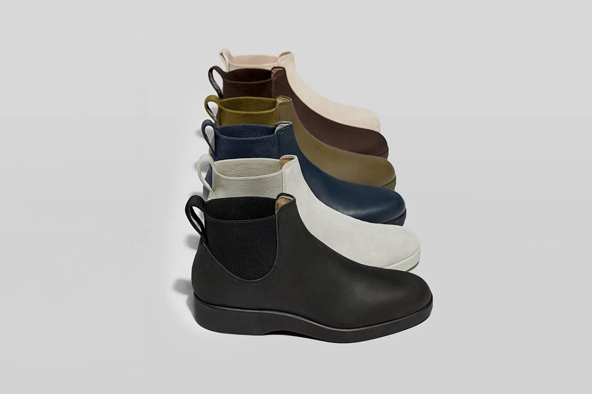 精简美感,Marc Newson为R.M. Williams重塑经典靴型