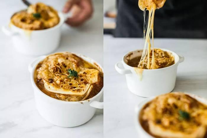两道秋季例汤   看起来既简单又好喝的亚子!