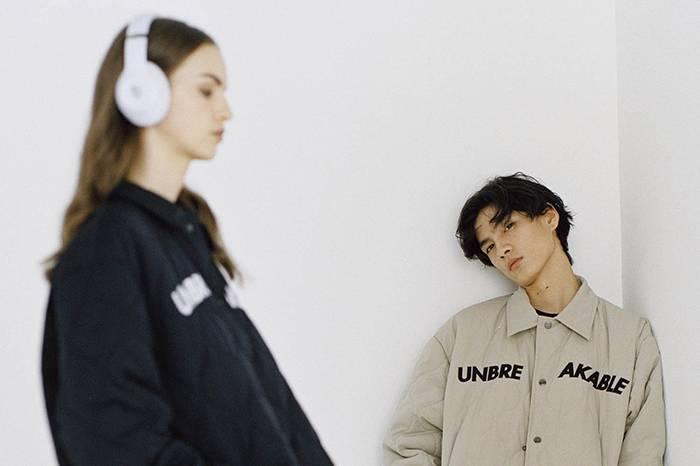 Unbreakable 2019秋冬 在简约调性与复古街头中传递潮流