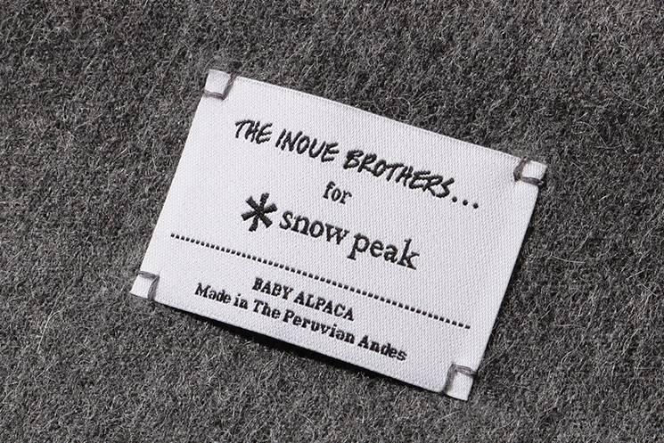 选择世界上最好的纤维 Snow Peak联合北欧品牌推出系列单品