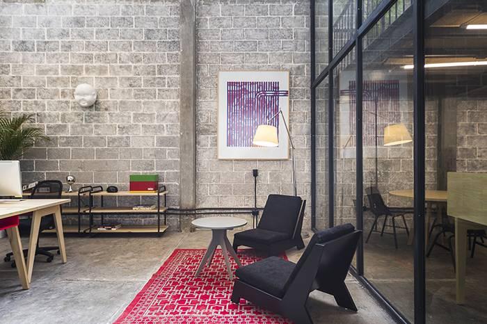 理想中的高颜值和舒适空间,这七间联合办公室都有!
