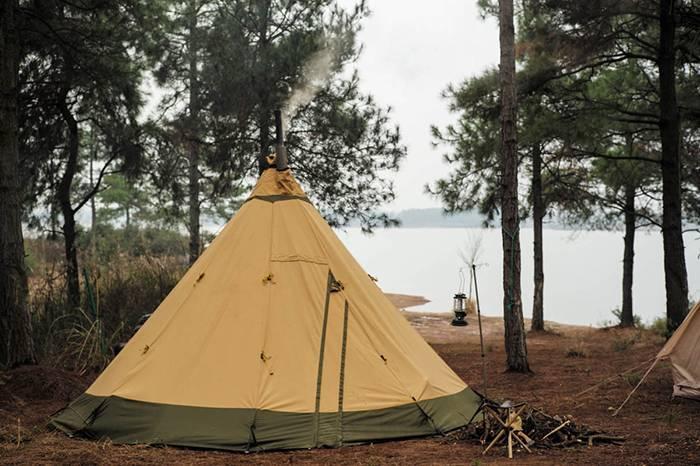 北欧顶级户外品牌Tentipi,露营发烧友必入的帐篷之一