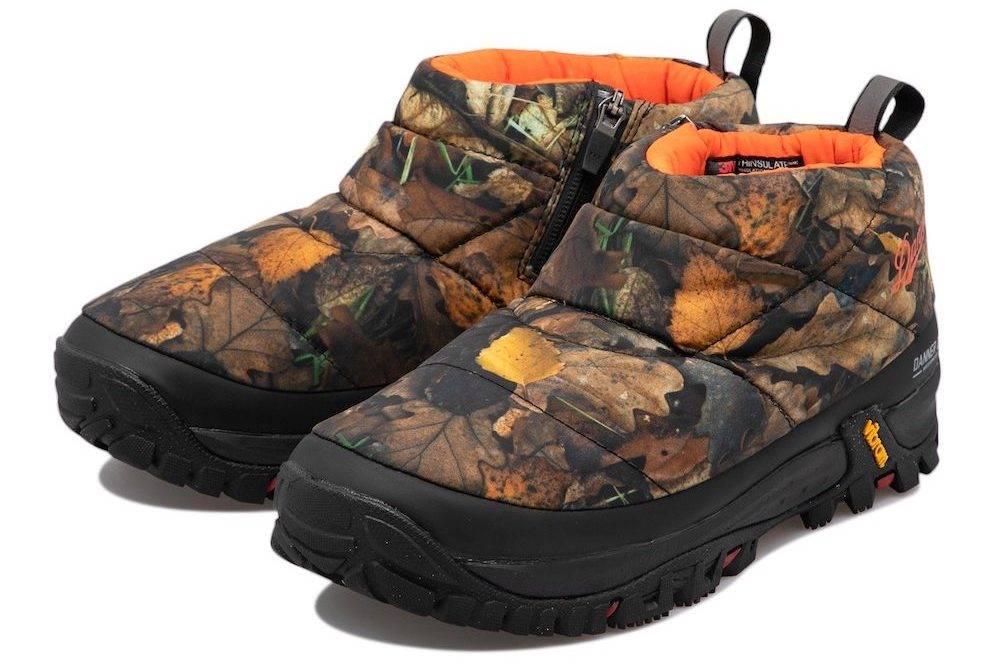 为美好冬季而生,Danner释出超强机能羽绒靴