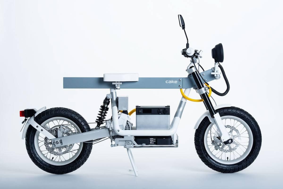 这辆让人惊叹的模块化电动摩托,可变换1000种造型
